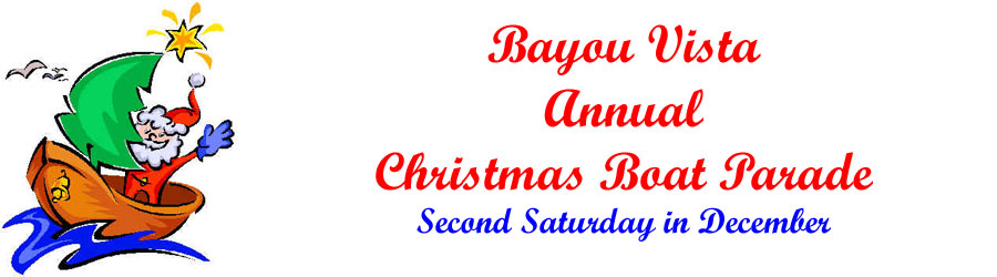 Bayou Vista Boat Parade